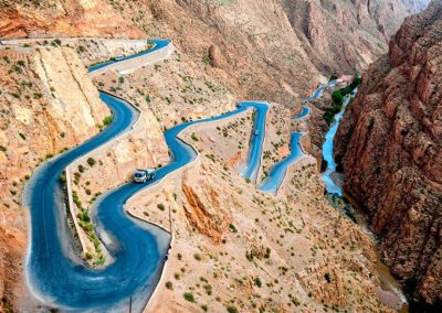6 Days from Fes to Merzouga Desert