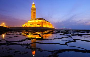 5 day tour – Casablanca to Marrakech