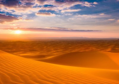 Camel Trekking in Merzouga and 1 Night in Desert